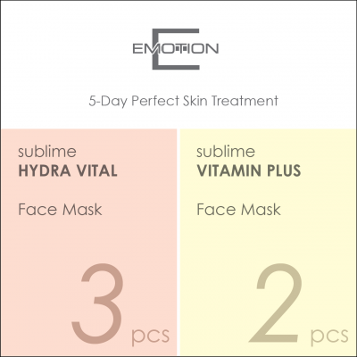 EMOTION 5-Day Perfect Skin Treatment