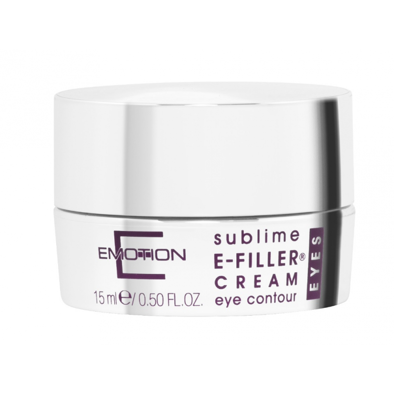 E-Filler® Eye Contour Cream